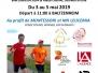 Ultra trail du 03 au 05  Mai 2019 à Baltzenheim